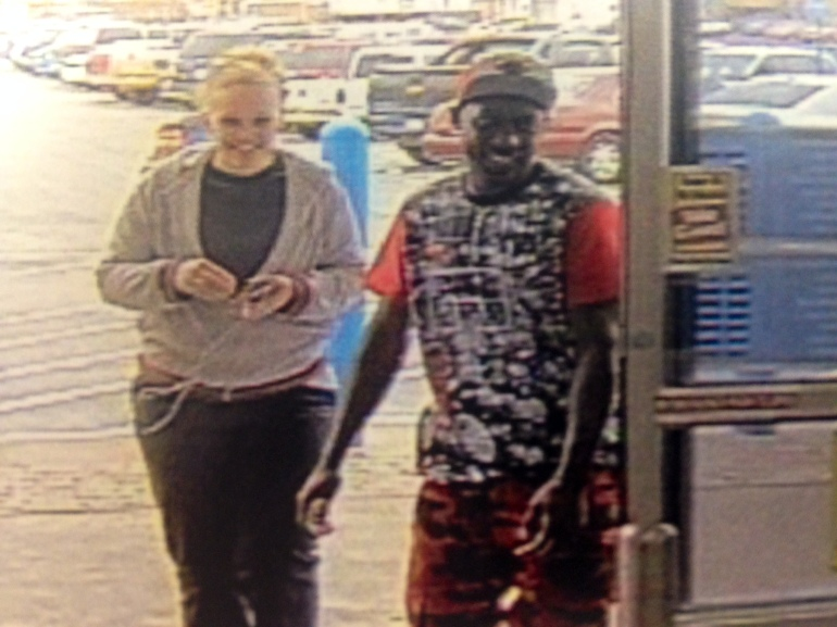 Theft Suspects