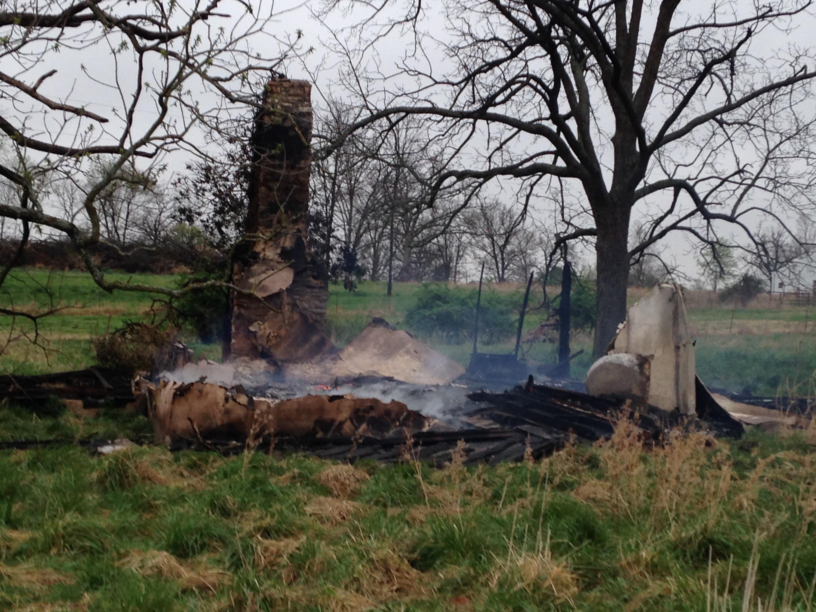 Benton Co Fire
