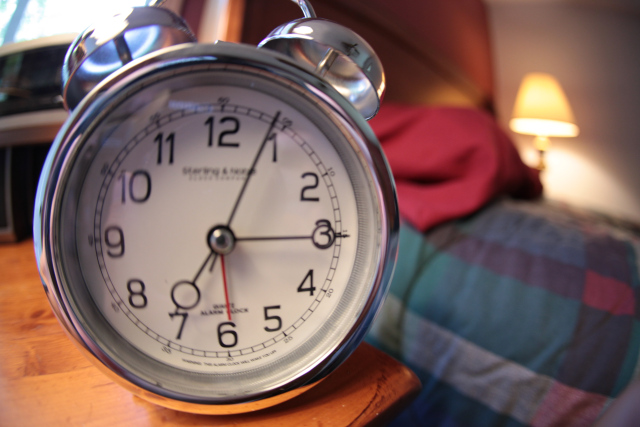 Time Change: Daylight Saving Time Weekend Is Here