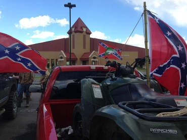 confederate flags students