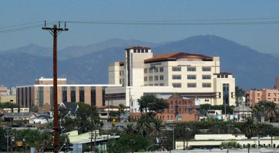 Boyle Heights' White Memorial Medical Center is facing a lawsuit filed by the family of a woman relatives claim was frozen to death at the hospital in 2010. Photo courtesy of LA Times.