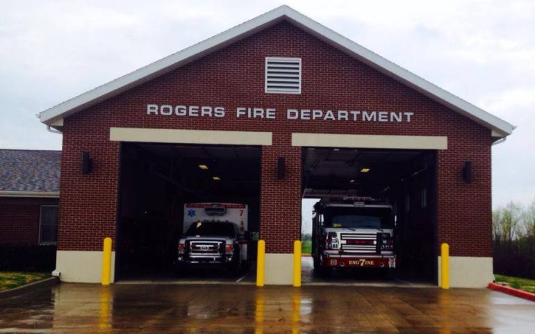 Rogers Fire Department 2