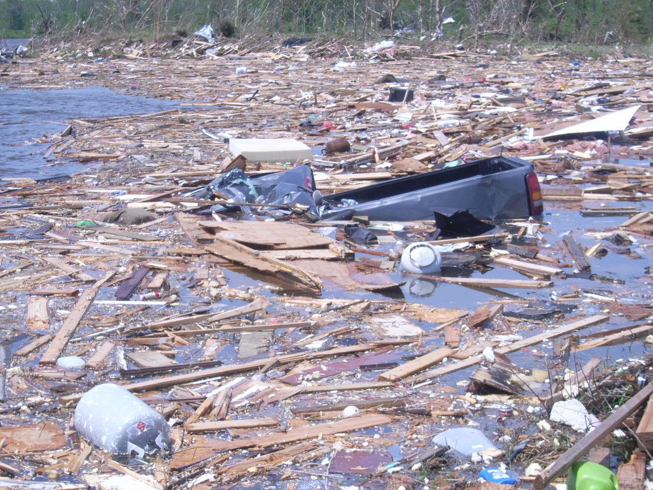 tornado damage vilonia 4