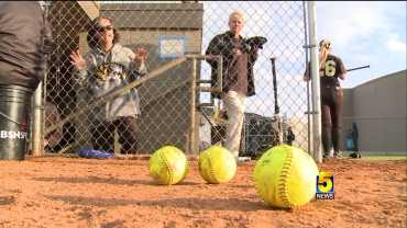 Bentonville softball