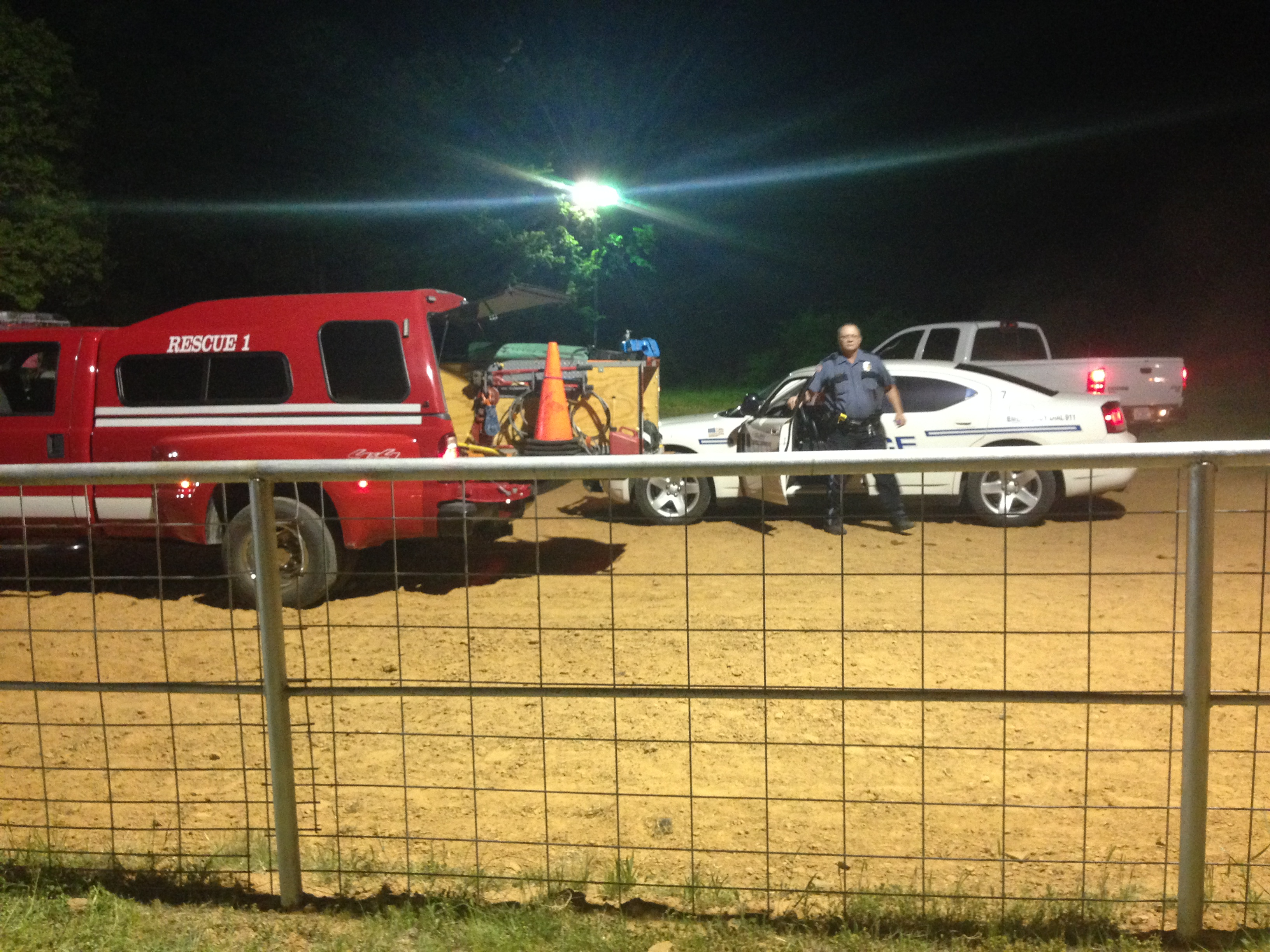 garrison creek rodeo accident