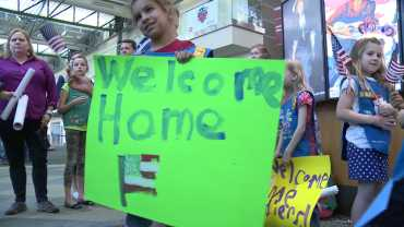Video: Warm Welcome Home