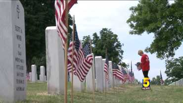 Memorial Day Preparation With New Cemetery Director