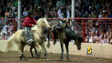 Over 33,000 People Came Out For Old Fort Days Rodeo