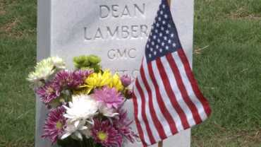 Local Man Honors Family At Fayetteville National Cemetery
