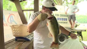 Big Bass Bonanza Pays Thousands To Fishermen