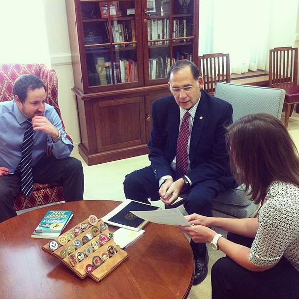 Photo courtesy of Instagram account: JohnBoozman