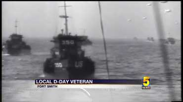 Local Veterans Remember D-Day On The 70th Anniversary
