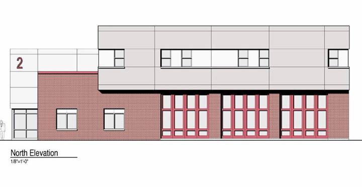 New Rogers Fire Station #2