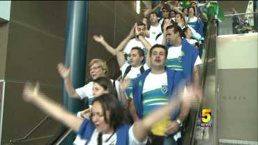 Over A Dozen Countries Flew Into XNA For Walmart Shareholders Meeting