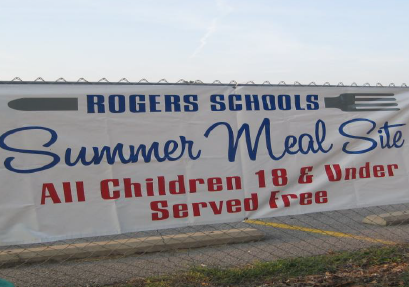 Rogers Schools Food Program