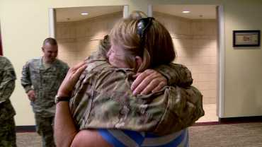 River Valley Teachers Returns Home From Deployment