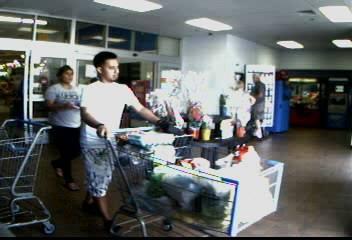 Walmart Suspects