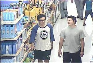 Walmart Theft Suspects 2