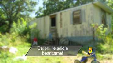 Authorities Respond To 911 Call For Bear Attack