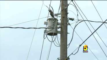 Electric Companies Working To Restore Power In Washington Co.