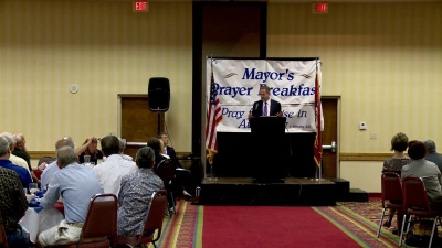 Mayor's Prayer Breakfast