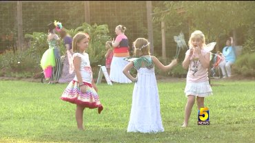 Families Find Fun At Firefly Fling