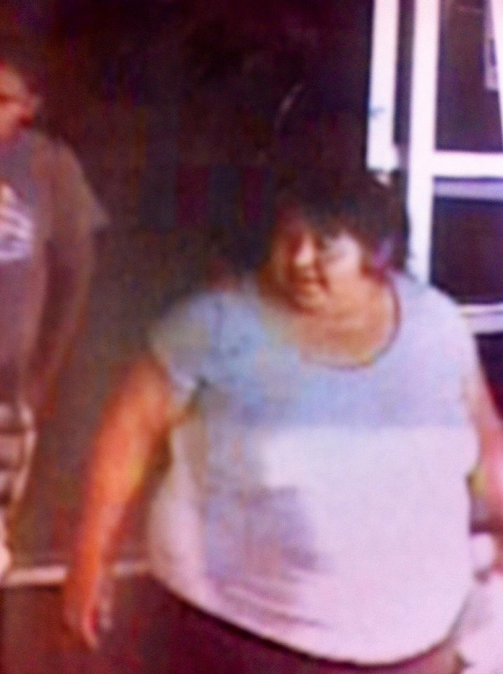 McDonalds Theft Suspect