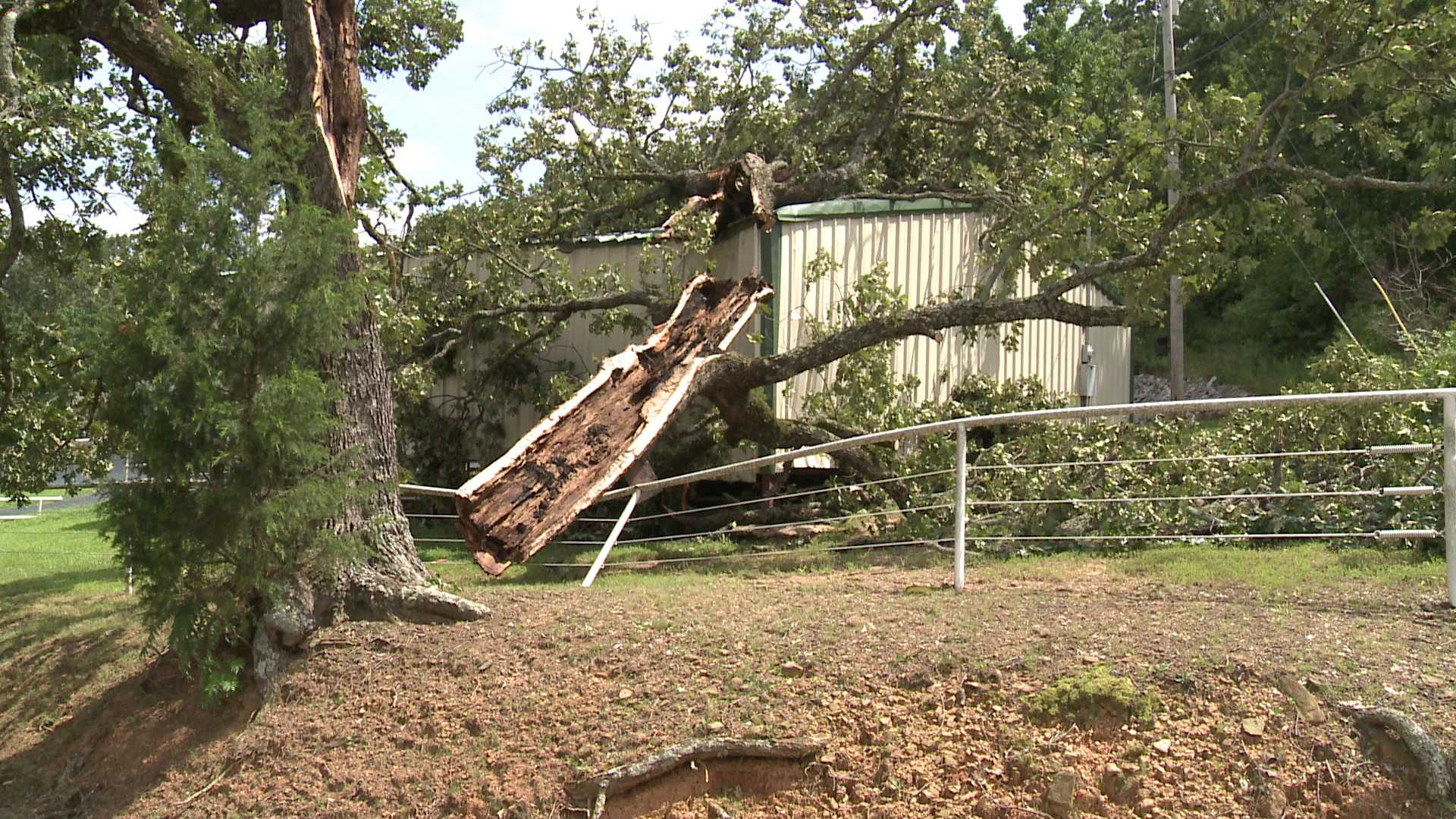 ozark storm damage