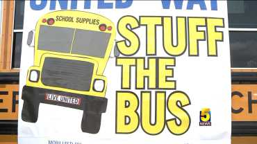 Stuff The Bus Programs Gives Aid To NWA Students