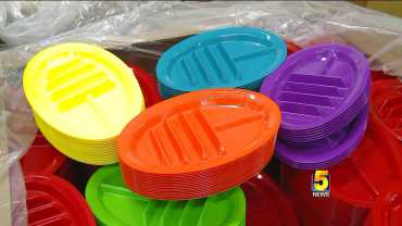 Walmart Order One Million Taco Plates From Local Inventor