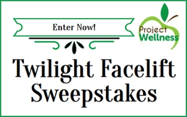 400x250 Project Wellness_Twilight Facelift Sweepstakes_08112014