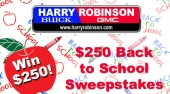 400x250_Harry Robinson_Back to School Sweepstakes_08082014 copy