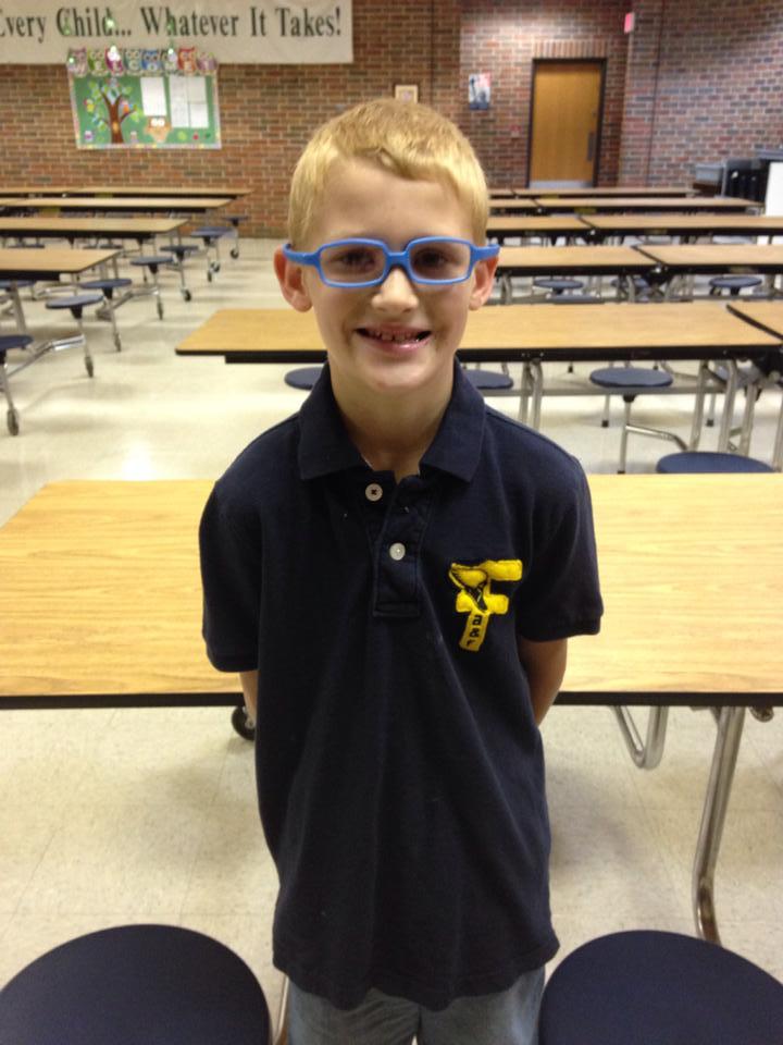 Brannon, 3rd Grade