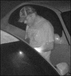 Car Break-in Suspect