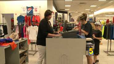 Tax Free Holiday Brings In More Sales Associates