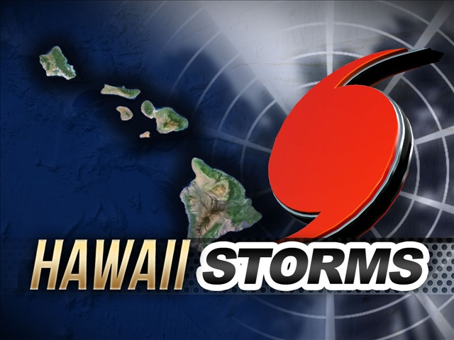 hawaii storms