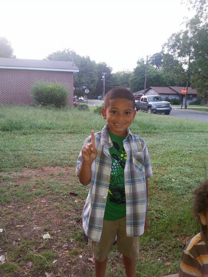 Jay'Don, 1st Grade Clarksville
