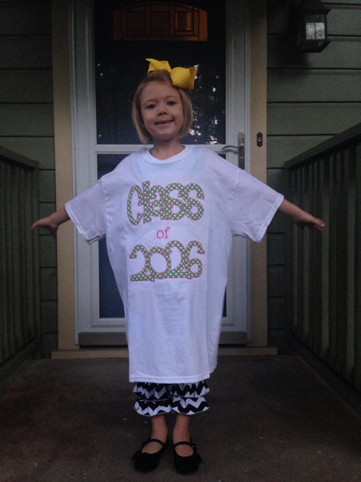 Marlee, 1st Grade
