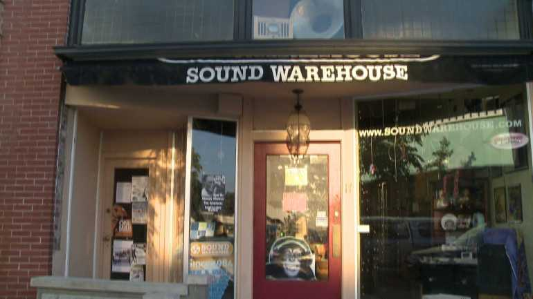 sound warehouse
