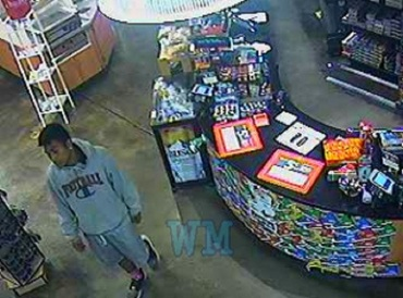 Springdale Robbery Suspect