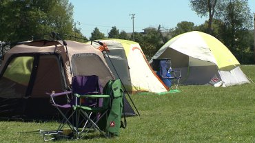 Washington County Fairgrounds Turned Campground