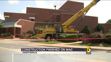 wac construction crane
