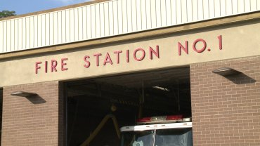 airport fire station