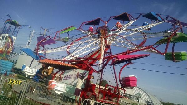 Fall Carnival Will Kick Off At Parsons Stadium Fort