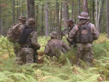 Search for Eric Frein