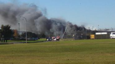 plane crash wichita