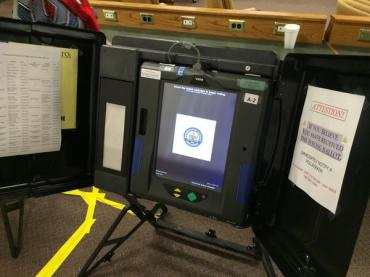 voting machines washington county problem