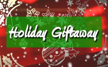 400x250 Holiday Giftaway