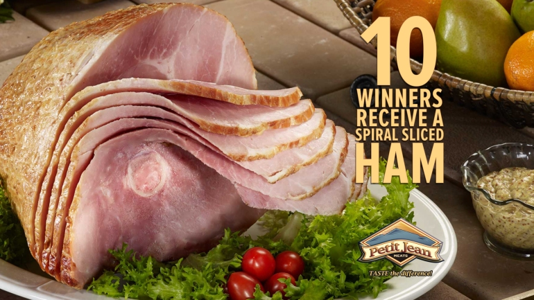 Holiday Ham Featured Image