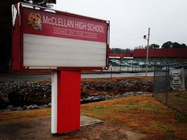 mcclellan high school